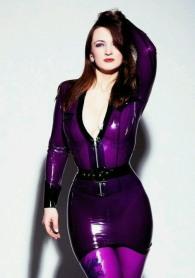 Purple Pretty Hazed Ladies (36)