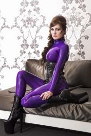 Purple Pretty Hazed Ladies (38)