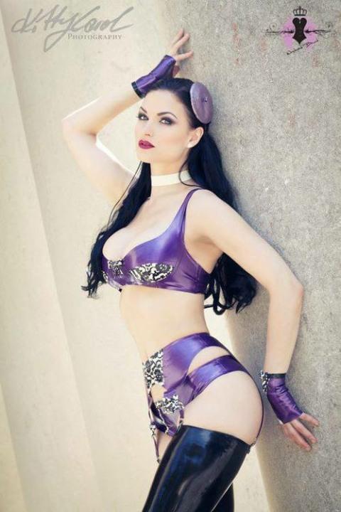Purple Pretty Hazed Ladies (50)