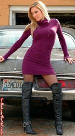 Purple Pretty Hazed Ladies (57)