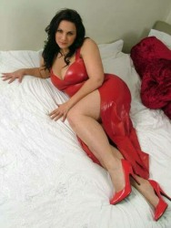 Lady In Red (10)