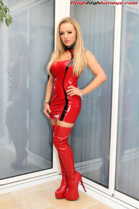 Lady In Red (13)