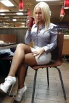 Lovely Leggy Lady (17)