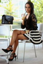 Lovely Leggy Lady (7)