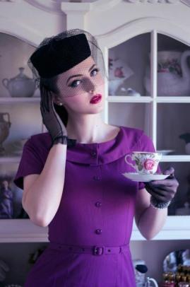 Purple Pretty Hazed Ladies (76)