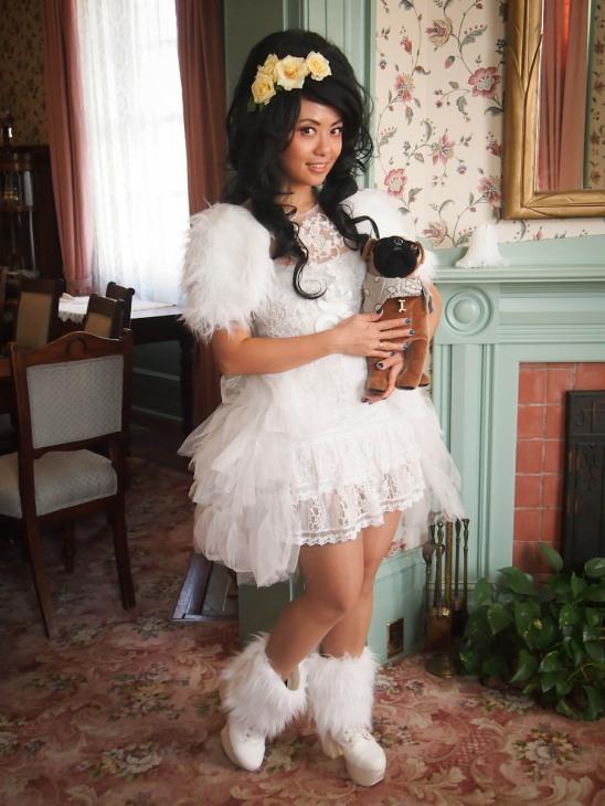 Miss Havisham's Tea Party XIV