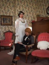 Miss Havisham's Tea Party III