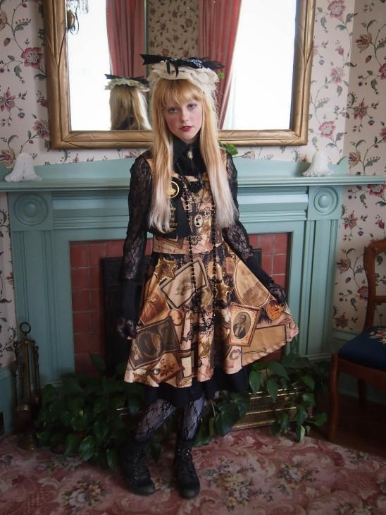 Miss Havisham's Tea Party