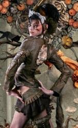 Steampunk Girl (II)