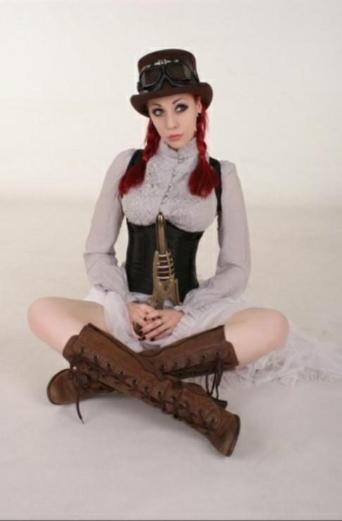 Steampunk Girl (VI)