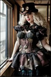 Steampunk Girl (IV)