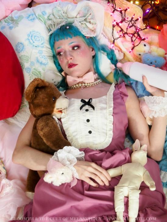 Monster Doll Baby II