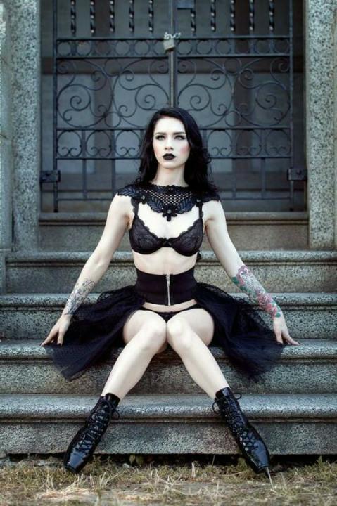 Steampunk And Goth (4)