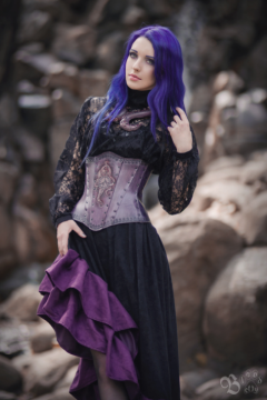 Enchanted Gothic Beauty (12)
