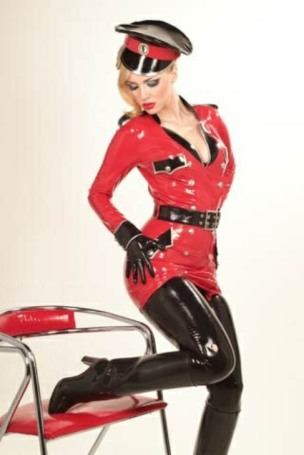Red Latex Lady (66)