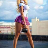Pretty Purple Hazed Ladies (Stunning Beauties No.6)