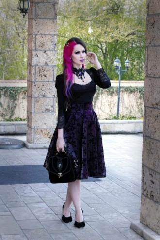 Enchanted Gothic Beauty (24)