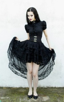 Enchanted Gothic Beauty (30)