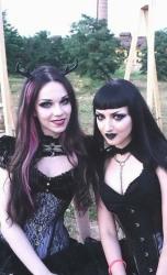 Enchanted Gothic Beauty (31)