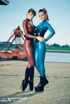 Cuties In Catsuit (21)