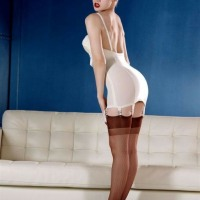 Short Skirts! High Heels! Stocking Tops! Wow!!!