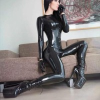Strictly Stunning Sexy Ladies Wearing Catsuits