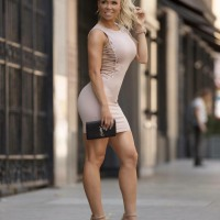 Eye-Catching Curvaceous Sexy Ladies Dressed To Impress