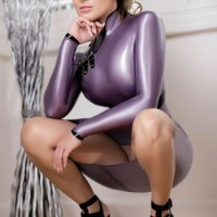Ladies Leather Or Latex?