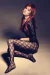 Fishnet Plain Or Seams (59)