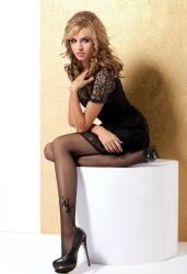 Mini Skirt High Heels (41)