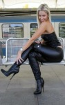 Boots And Short Skirts (14)