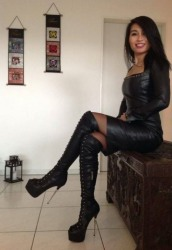 Boots And Short Skirts (3)