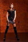 Boots And Short Skirts (6)