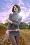 Short Short Skirt (15)