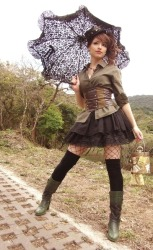 Steampunk Lady (54)