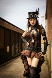 Steampunk Lady (56)