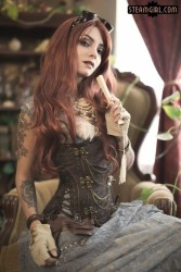Steampunk Lady (64)