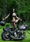 Biker Beauty (2)