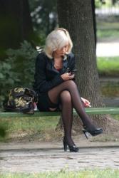 Lady In Black Dress (36)