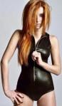Redhead In Black (4)
