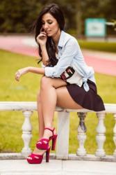 Short Short Skirts (7)